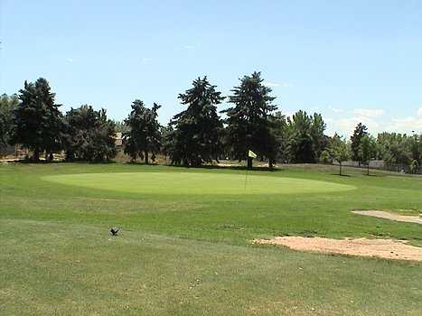 Golf Course from The Sport