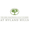 Greg Mastriona Golf Courses at Hyland Hills - Gold Course Logo